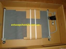 Радиатор кондиционера Daewoo Lanos
