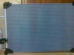 Радиатор кондиционера Daewoo Lanos конденсор Дэу Ланос
