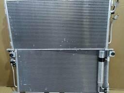 Радиатор кондиционера Мицубиси Лансер 9