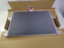 Радиатор кондиционера рено магнум
