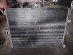 Радиатор кондиционера Рено Премиум DXI
