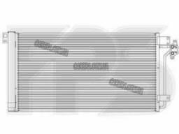 Радиатор кондиционера Volkswagen T5 03-. Год выпуска. ..