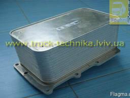 Радиатор масляный теплообменник DAF 1643074, 1780140