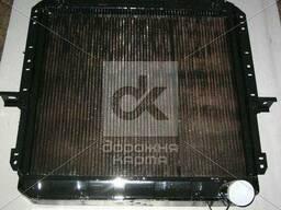 Радиатор МАЗ 500 (3 рядный, медный) (производство ШААЗ)