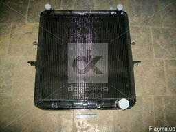 Радиатор МАЗ 53371 (3 рядный, медный) (производство ШААЗ)