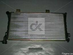 Радиатор Нива, ВАЗ 2121, (2-х рядный, алюминиевый)