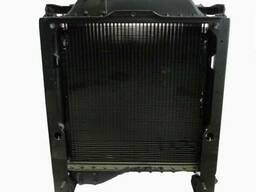 Радиатор водяной ДТ-75 3-х рядный (85. 13. 001-1) в сборе