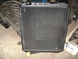 Радиатор охлаждения двигателя к автобусу Богдан, ISUZU