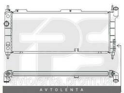 Радиатор охлаждения двигателя Opel Combo / Corsa B (FPS). ..