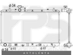 Радиатор охлаждения двигателя Suzuki SX4 (06-14) 1. 6 МКПП. ..