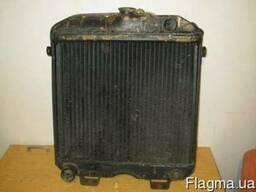 Радиатор охлаждения газ 21 новый старого выпуска