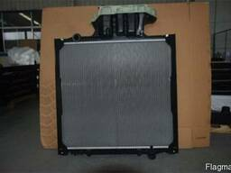 Радиатор охлаждения MAN 81061016510, 81061016518,85061016011