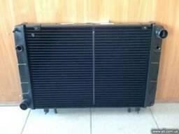 Радиатор охлаждения медный Газель (2670грн)