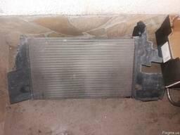 Радиатор охлаждения Пассат Б3, разборка