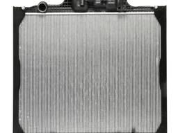 Радіатор охолодження MAN TGA , 81061016518, 81061016510, 810