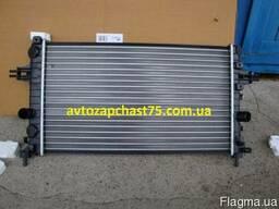 Радиатор Opel Astra H