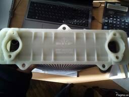 Радиатор печки DAF