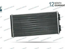 Радиатор печки Man (81619010067 | DHR0067)