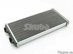 Радиатор печки MAN F2000 | MAN M2000