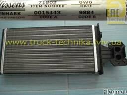 Радиатор печки салона Iveco Eurocargo 175x295x42mm