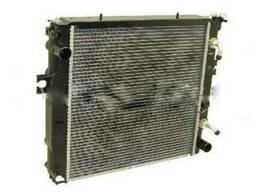 Радиатор к погрузчику та другие запчасти Toyota, Bobcat др.