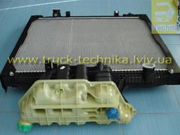 Радиатор системы охлаждения двигателя MAN TGA TGS TGX