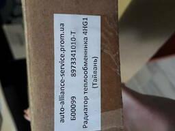 Радиатор теплообменника 4HG1