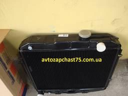 Радиатор Уаз Патриот, ЗМЗ 409, УМЗ 417, 421