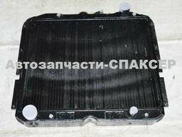 Радиатор УРАЛ-4320 с двигателям КАМАЗ 4320-1301010