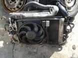Радиатор Вентилятор Opel Astra H III 1.7 CDTI б\у - фото 2