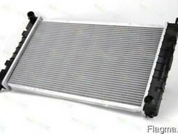 Радиатор воды MB 507-814 (ОМ601/364)