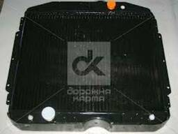 Радиатор водяного охлаждения ГАЗ 53 (3-х рядн.)