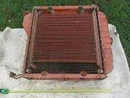 Радиатор водяного охлаждения Т 130, Т 170 (4-х рядный) Д180. 1301. 010