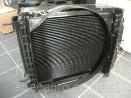 Радиатор водяного охлаждения ЮМЗ-6 с двиг. Д-65 (4-х. ..