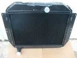 Радиатор водяного охлаждения ЗИЛ-130 (4-х рядн. ) (пр-во. ..