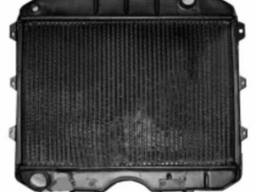 Радиатор водяной УАЗ 2-х ряд 3741Ш-1301010-05 (ШААЗ)