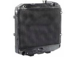 Радиатор водяной УАЗ 3-х р. УМЗ 409,417 3160-1301010 ШААЗ