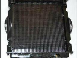 Радиатор водяной ЮМЗ в сборе 45-1301.006 латунь