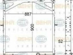 Радиатор Вольво ФШ Volvo FH, FM E3 Евро 3. Новый 20482259