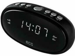 Радиобудильник ECG RB 010 Black (Чехия)