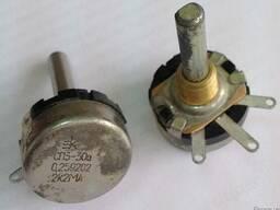 Радиодетали разные, коммутационное оборудование