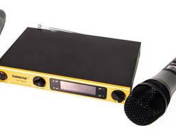 Радиосистема SH-588D, база, 2 микрофона