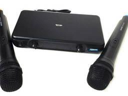 Радиосистема Shure AWM-508R, база, 2 микрофона