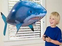 Радиоуправляемая летающая рыба акула Air Swimmers Shark