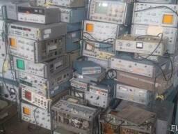 Радіовимірювальна апаратура виробництва СССР