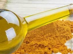 Рафинированное масло куркумы, 1 литр