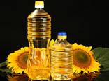 Рафинированное подсолнечное масло - фото 1