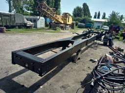 Рама Автокрана КрАЗ-250