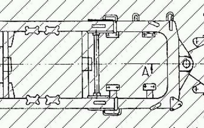 Рама-портал К-702