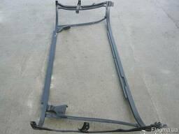 Рамка решетки радиатора на Scania R серия/ Скания
